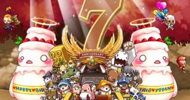 【活動】七周年活動開始