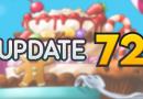 更新 #72