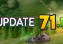 更新 #71.1