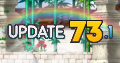 更新#73.1